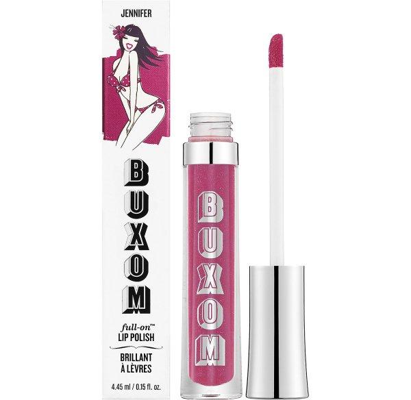 Buxom Full-on Lip Polish in Jennifer