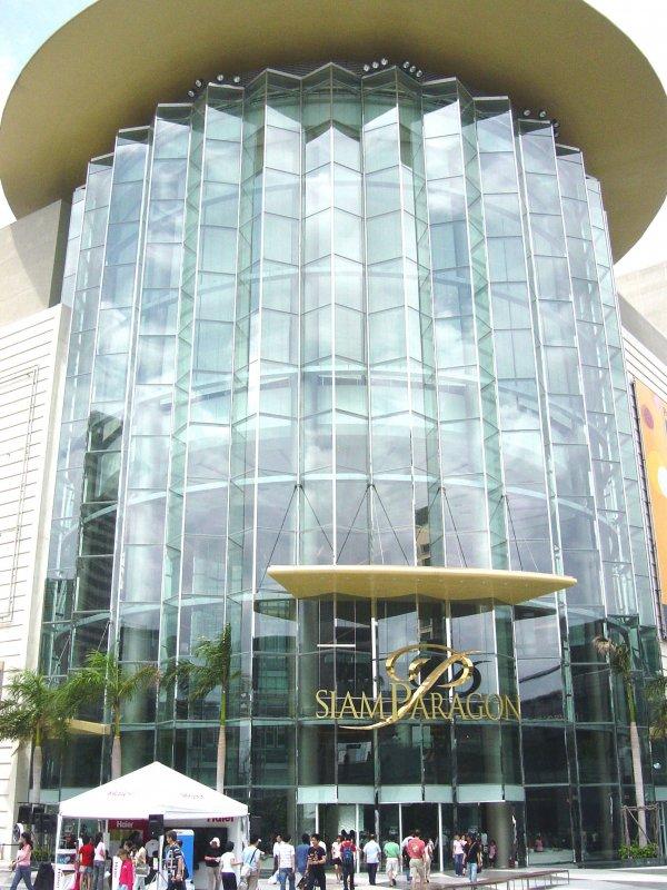 Siam Paragon: Bangkok, Thailand