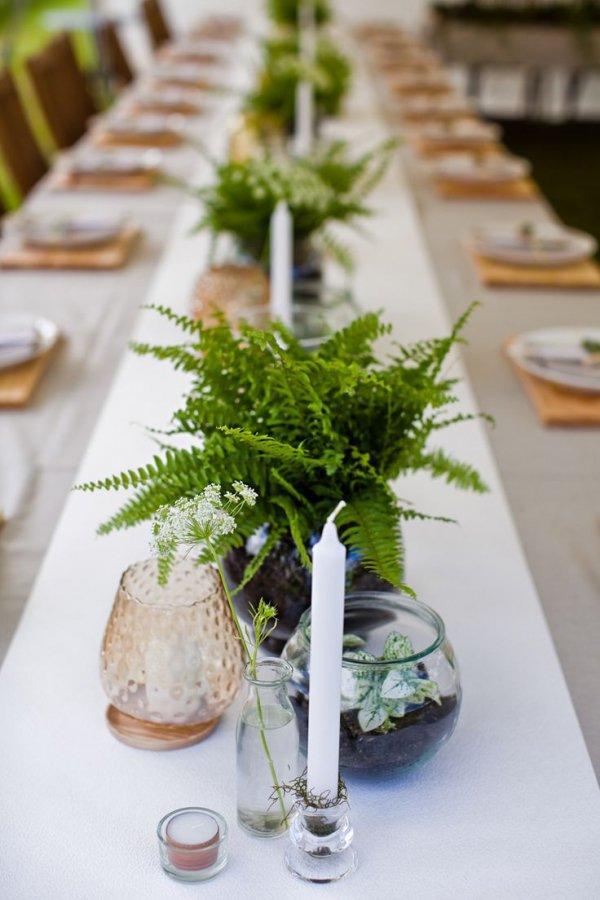 flowerpot, tableware, centrepiece, table, plant,