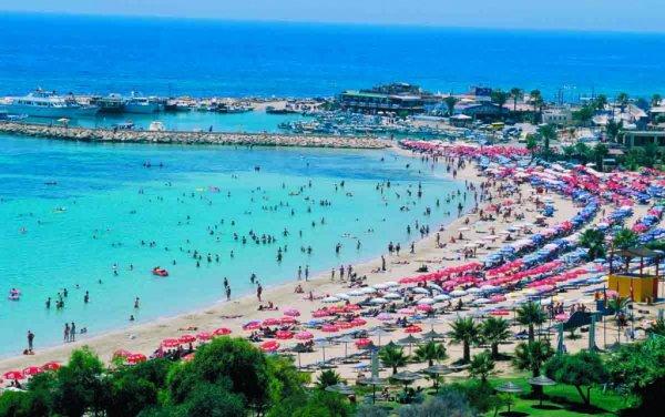 Summer Holidays in Ayia Napa, Cyprus