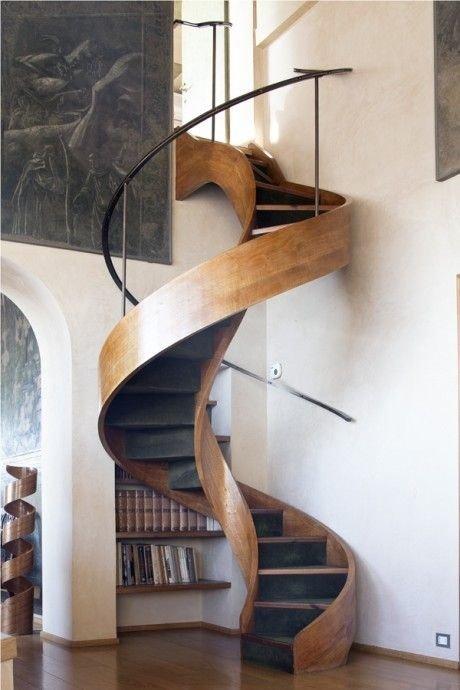 Wavy Stairs