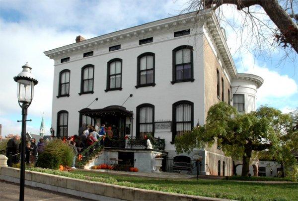 Lemp Mansion, St. Louis, Missouri