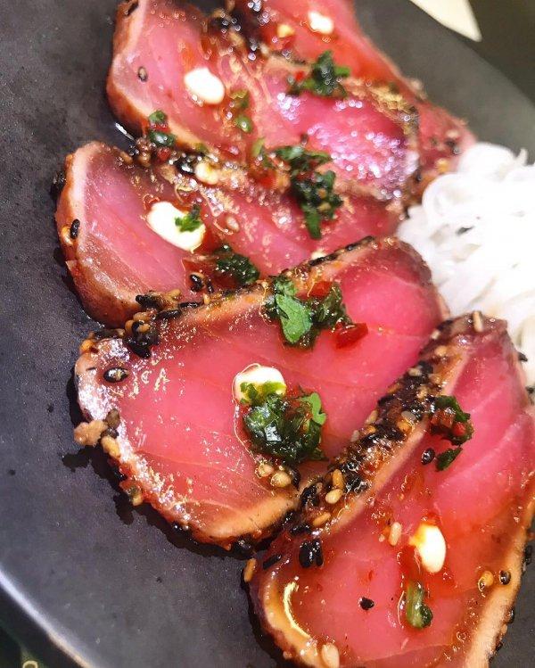 Dish, Cuisine, Food, Tataki, Meat,
