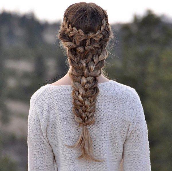 clothing, hair, hairstyle, long hair, outerwear,