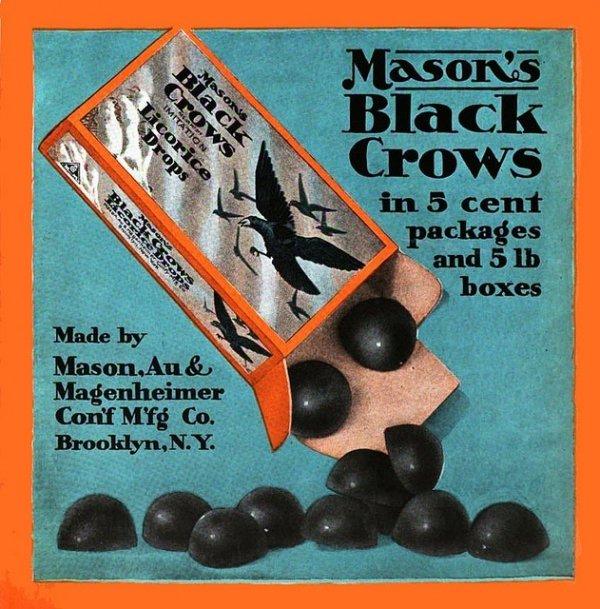 Mason's Black Crows