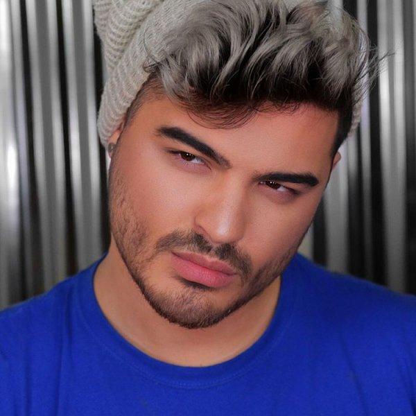 hair, facial hair, eyebrow, hairstyle, chin,