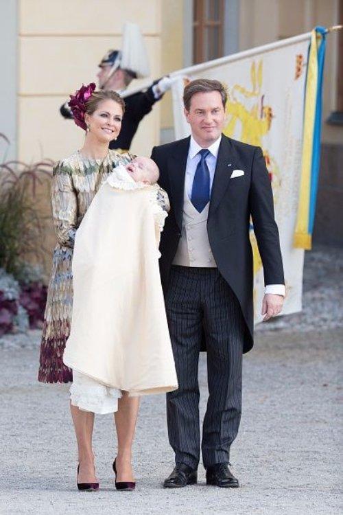 Princess Madeleine of Sweden and Christopher O'Neill