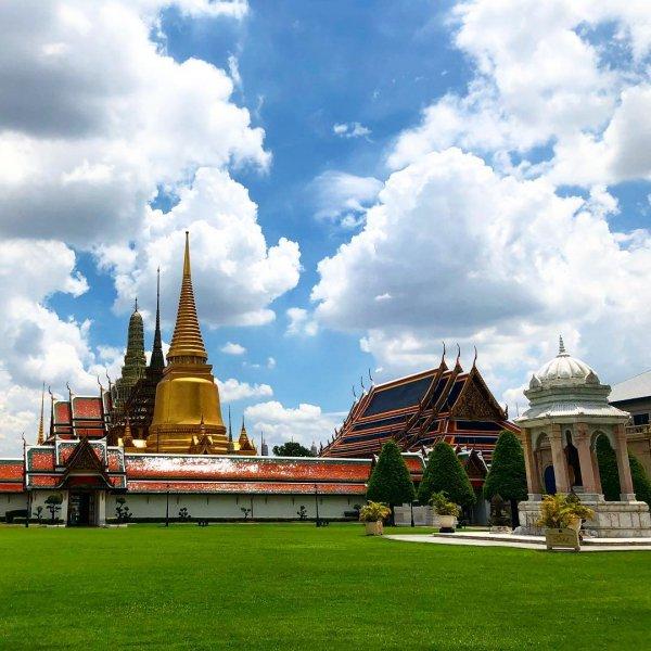 sky, landmark, cloud, temple, historic site,