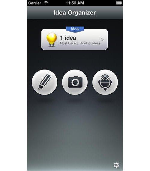 Idea Organizer