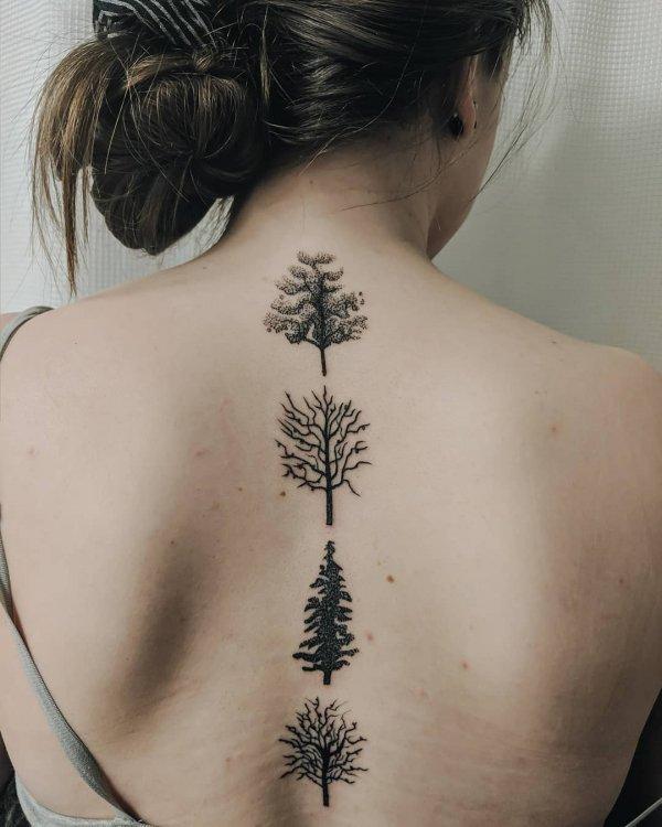 Shoulder, Neck, Tattoo, Back, Skin,