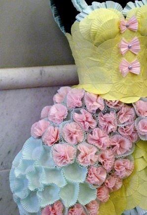 Cupcake Wrapper Dress
