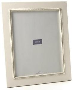Glint White 8x10 Picture Frame