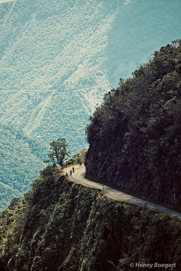 El Camino a Los Yungas