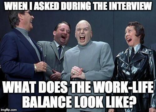 Balance? What's That?