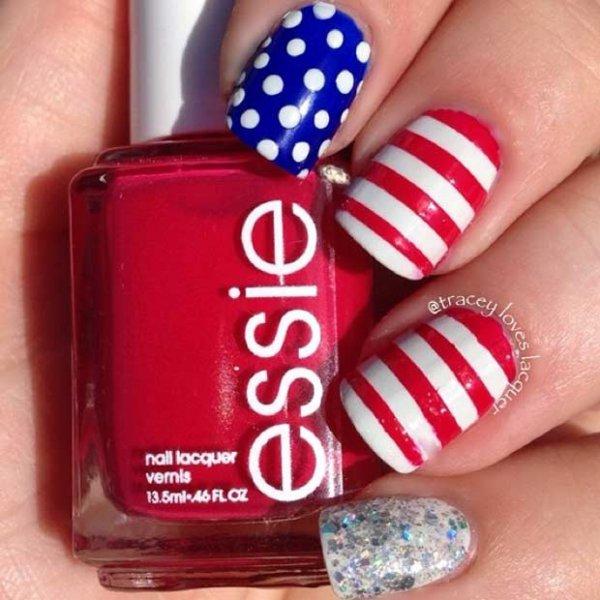 nail, nail polish, finger, nail care, red,