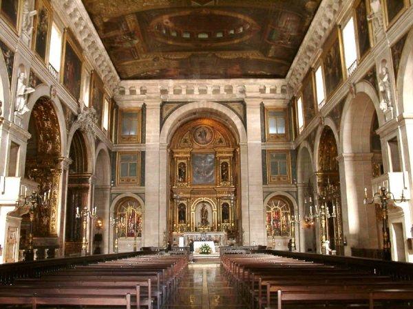 Get a Gold Rush at Lisbon's São Roque Church and Chapel of St. John