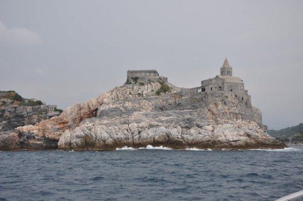 Portovenere - Andria Doria Castle