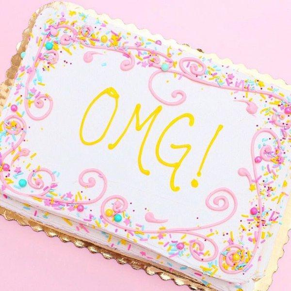 pink, dessert, food, heart, cake decorating,