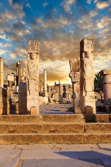 The Hercules Gate, Ephesus