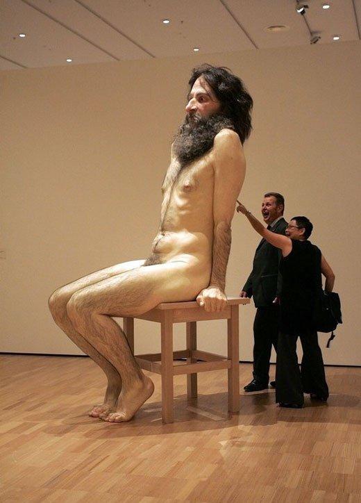 Larger than Life Sculpture