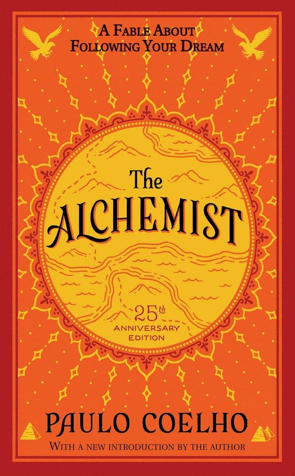 The Alchemist by Paulo Coehlo