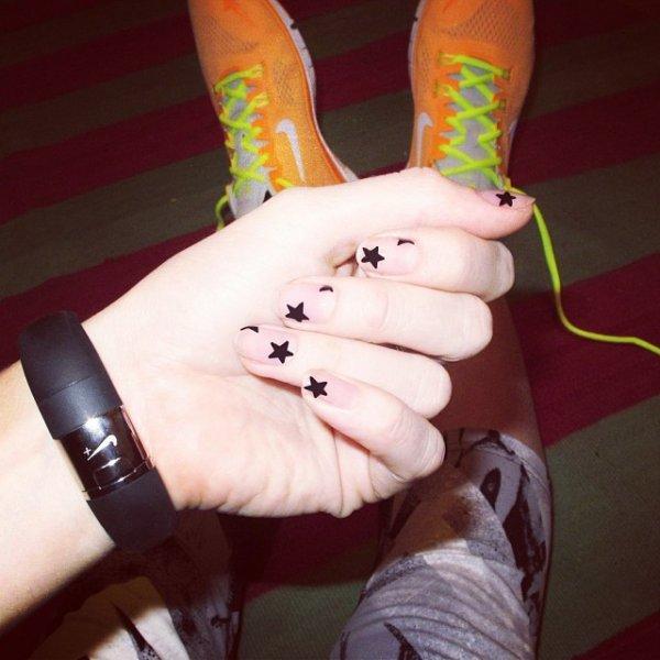 pink, hand, finger,