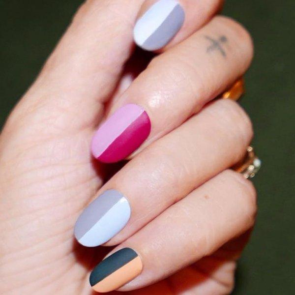 nail, finger, nail care, nail polish, hand,