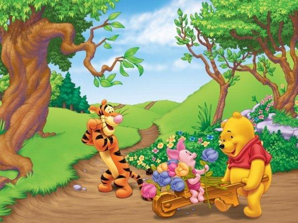 Downtown Disney,cartoon,play,jungle,screenshot,