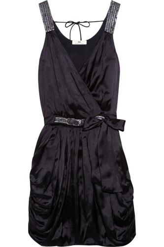 Day Berger Et Mikkelson Wrap-Effect Dress