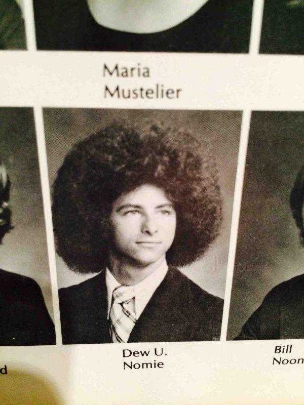 That '70s Hair