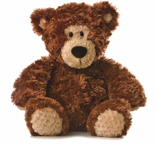 "Plush 12"" Brown Bear"