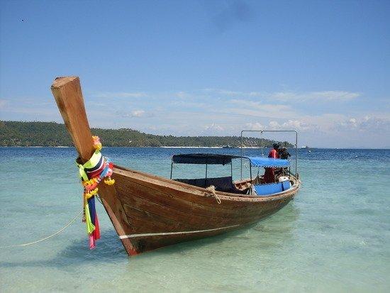 Take a Longtail Boat Trip
