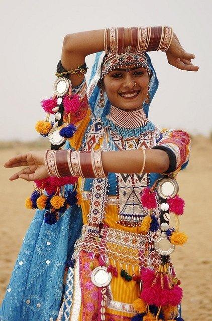 Kalbelia Dance