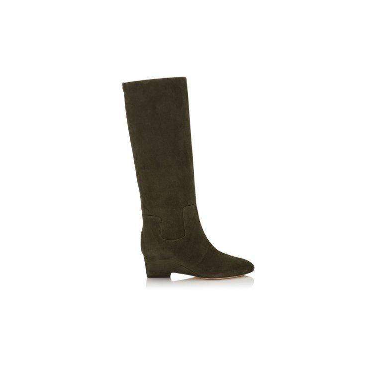 footwear, boot, leather, brown, suede,