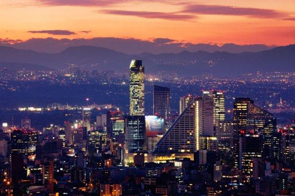 metropolis, city, metropolitan area, horizon, skyline,