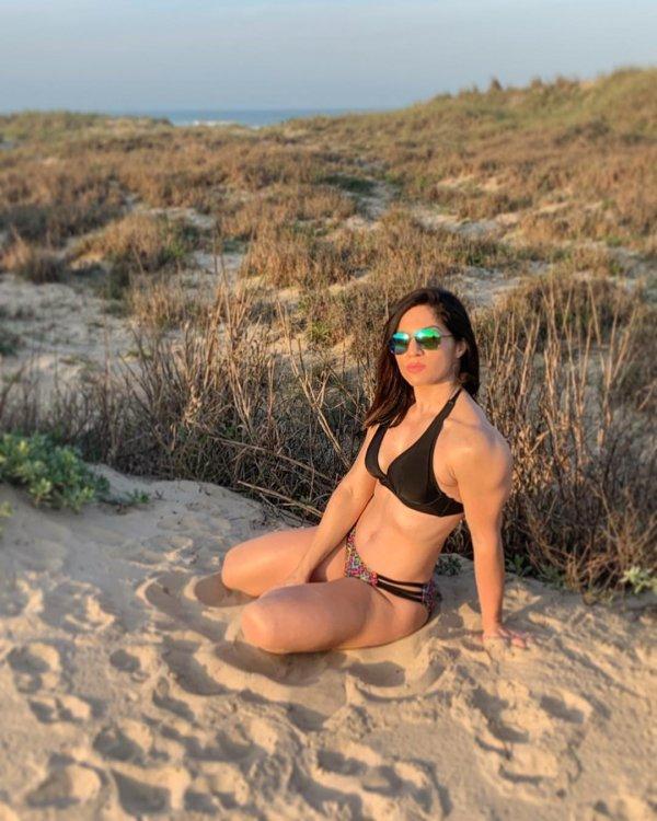 Photograph, Clothing, Beach, Beauty, Swimwear,