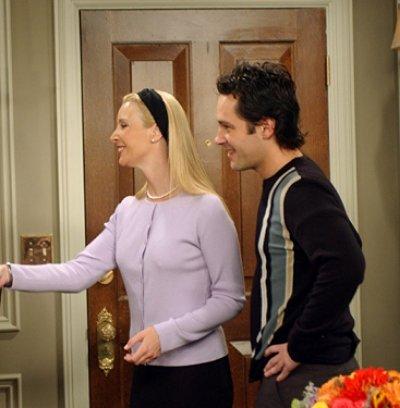 Phoebe's Meet the Parents Look