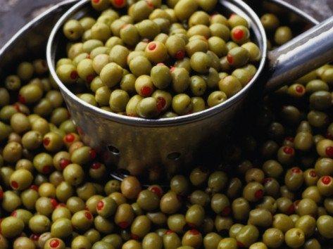 Manzanilla Olive