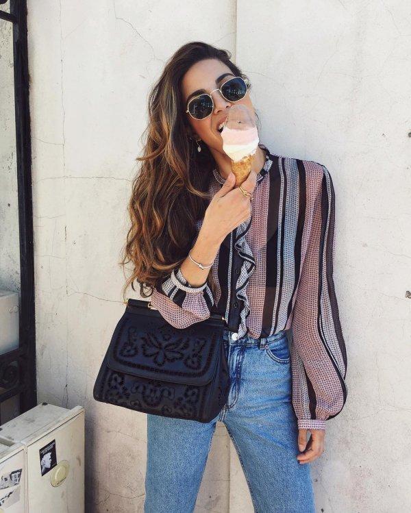 clothing, sleeve, leather, denim, jeans,