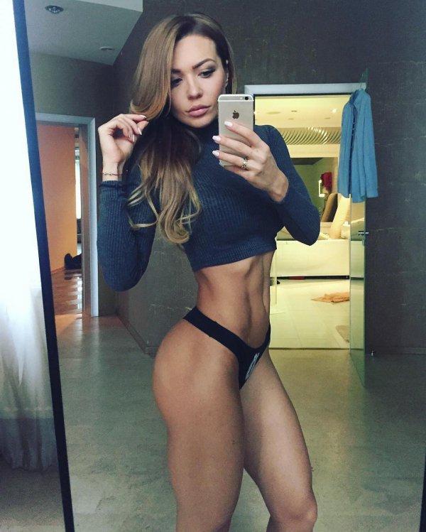 thigh, muscle, leg, selfie, lingerie,