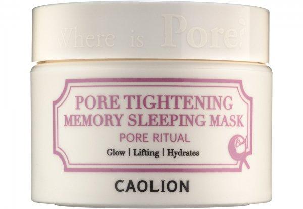 Caolion Pore Tightening Memory Sleeping Mask