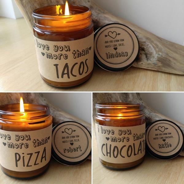 candle, lighting, mason jar, food, decor,