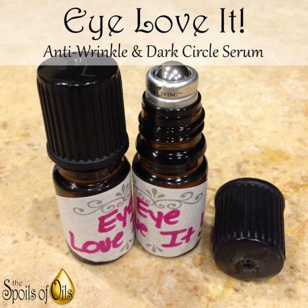 Essential Oil Recipe for Dark Circles
