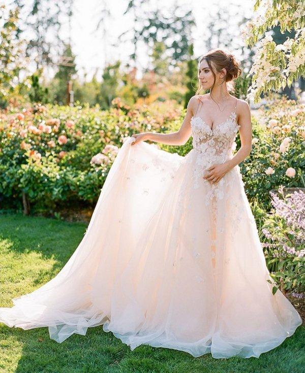 gown, wedding dress, bridal clothing, dress, bride,