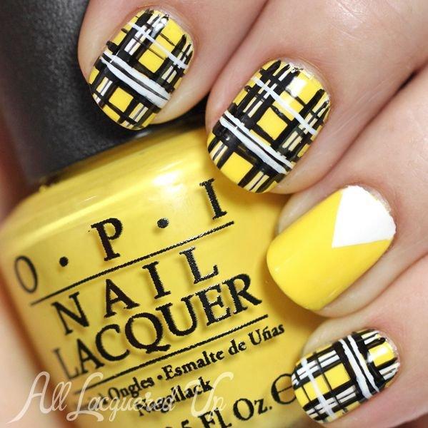 nail,finger,yellow,hand,nail polish,