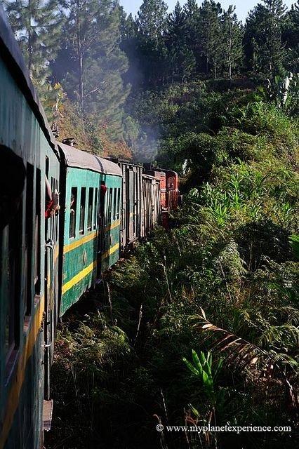 Fianarantsoa-Côte Est Railroad