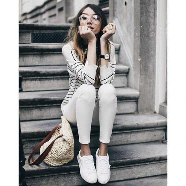 white, clothing, footwear, sneakers, spring,
