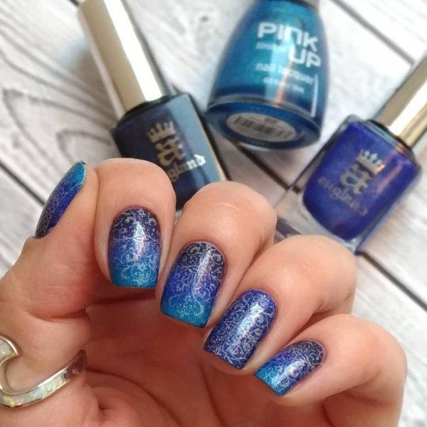 blue, nail, nail polish, finger, hand,