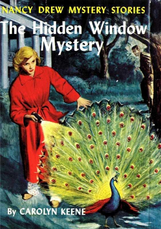 Nancy Drew Stories by Carolyn Keene