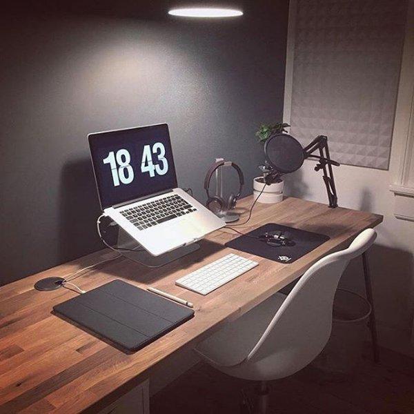 furniture, room, desk, office, design,